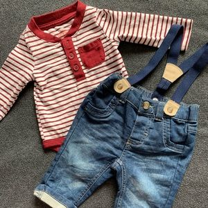 🎄🎅🏻🎄 Boys 0-3 months outfit